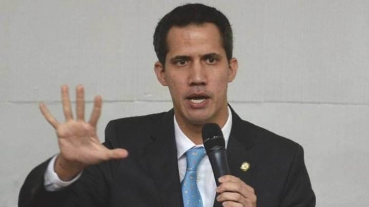 Anuncia Guaidó huelga general
