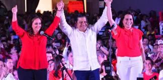 Este martes, rindió protesta como dirigente estatal del Partido Revolucionario Institucional (PRI), Marlon Ramírez.