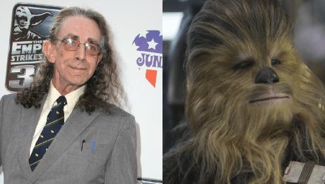 Fallece Peter Mayhew, interprete de Chewbacca