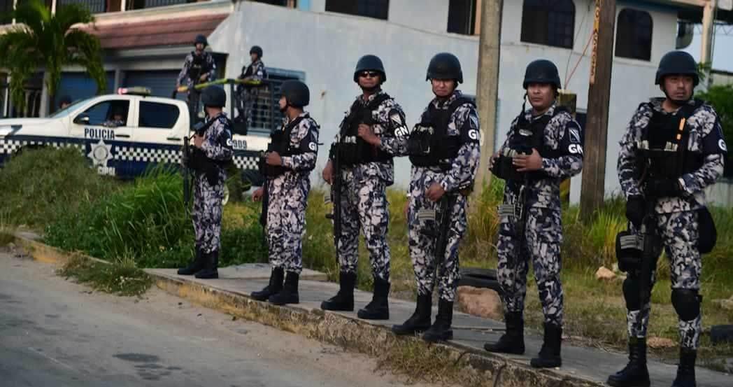 El secretario de Relaciones Exteriores, Marcelo Ebrard, informó que el despliegue de la Guardia Nacional para atender el tema migratorio está terminado, así como fue previsto.