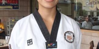 La taekwondoina porteña Katia Santiago del Río se alista para sus próximos eventos a nivel regional y nacional; por lo pronto confirmó su participación en el Torneo Nacional CONADEIP.