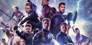 """La reciente película """"Avengers: Endgame"""", se convirtió en la película con mayor numero de asistentes en la historia del cine en México"""