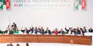 La Comisión Nacional de Procesos Internos del Partido Revolucionario Institucional (PRI) expidió la convocatoria para elegir a su nueva directiva para el periodo 2019-2023.
