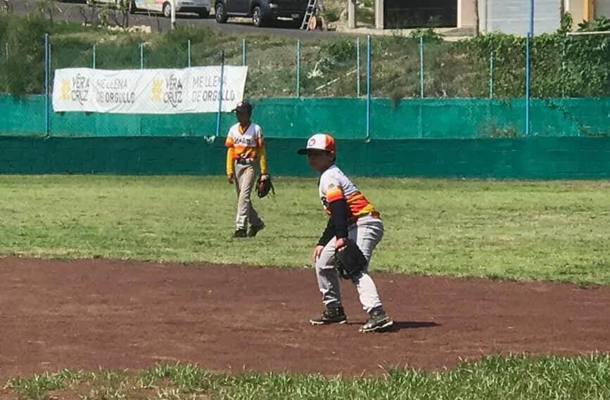 En actividad de la Liga Pequeña de Beisbol Beto Ávila, en duelo de líderes de la categoría 11-12 años; la novena de los Astros de Xalapa venció por paliza de 18 carreras a 1 a los Orioles de la Beto Ávila.