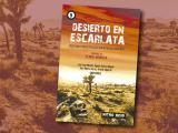 Este jueves 13 de junio a las 18:00 horas, el Instituto Veracruzano de la Cultura realizará la presentación el libro 'Desierto en escarlata. Cuentos criminales de Ciudad Juárez' en el auditorio de la Galería de Arte Contemporáneo de Xalapa.