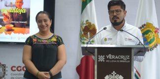 La Secretaría de Turismo y Cultura (SECTUR), en conjunto con la Coordinación General de Comunicación Social (CGCS), presentó la campaña publicitaria 'Veracruz se antoja', con la finalidad de incentivar la llegada de visitantes naciones e internacionales, durante el verano.