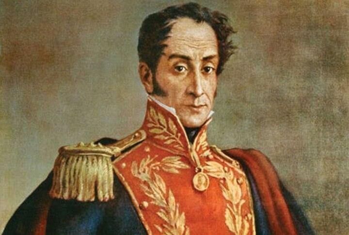 Simón José Antonio de la Santísima Trinidad Bolívar Palacios Ponte y Blanco nació en Caracas, Venezuela, el 24 de julio de 1783. Fue un caudillo de la independencia hispanoamericana.