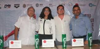 Este lunes, en conferencia de prensa efectuada en una plaza comercial conurbada fue presentado el Campeonato Nacional de Natación de Curso Largo, que tendrá su sede en Centro Acuático Leyes de Reforma, del 8 al 14 de julio.