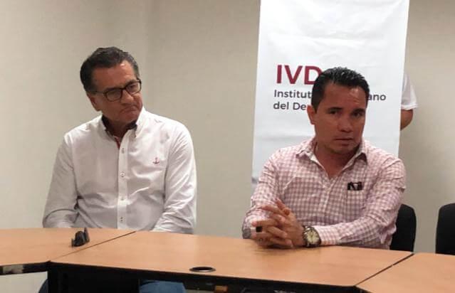 En el estado de Veracruz, se promocionará más la disciplina deportiva de Squash y prueba de ello, en el mes de octubre se realizará un campeonato nacional en el Centro de Raqueta.