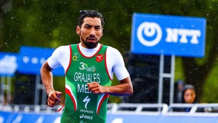 Crisanto Grajales,  listo para Lima 2019