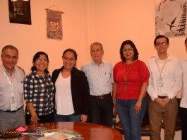 Las secretarías de Medio Ambiente (SEDEMA) y de Turismo y Cultura (SECTUR) trabajarán en el cuidado del Acuario de Veracruz y la creación de proyectos de protección animal, principalmente de especies endémicas.