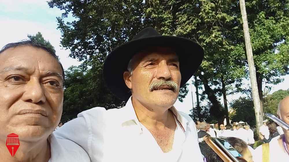 El líder del Frente Nacional de Autodefensas, José Manuel Mireles Valverde aseguró que en el país hay autodefensas en 28 estados, incluido Veracruz.