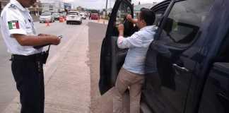 La Secretaría de Seguridad Pública (SSP), a través de la Dirección General de Tránsito y Seguridad Vial (DGTSV), inició una campaña para el retiro de vidrios polarizados en vehículos particulares y de transporte público en la entidad.