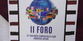 Este martes, la Universidad de Xalapa fue sede del Segundo Foro de Tratados Comerciales con América Latina.