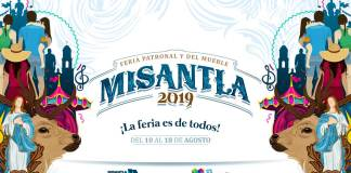 El municipio Misantla invita a su gran fiesta, la Feria Patronal y del Mueble 2019, la cual tendrá lugar del 10 al 18 de agosto, en honor a la Virgen de la Asunción.