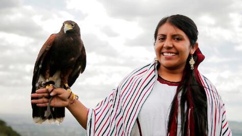 Tania Eulalia Martínez Cruz, indígena mixe, estudió un doctorado en la Universidad de Wageningen, en Holanda, una de las instancias más prestigiadas a nivel mundial en agronomía.
