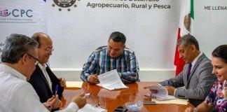 Con el propósito de inhibir y erradicar acciones de corrupción en el manejo de los recursos públicos, la Secretaría de Desarrollo Agropecuario, Rural y Pesca (Sedarpa) firmó un convenio de colaboración con el Comité de Participación Ciudadana del Sistema Estatal Anticorrupción.