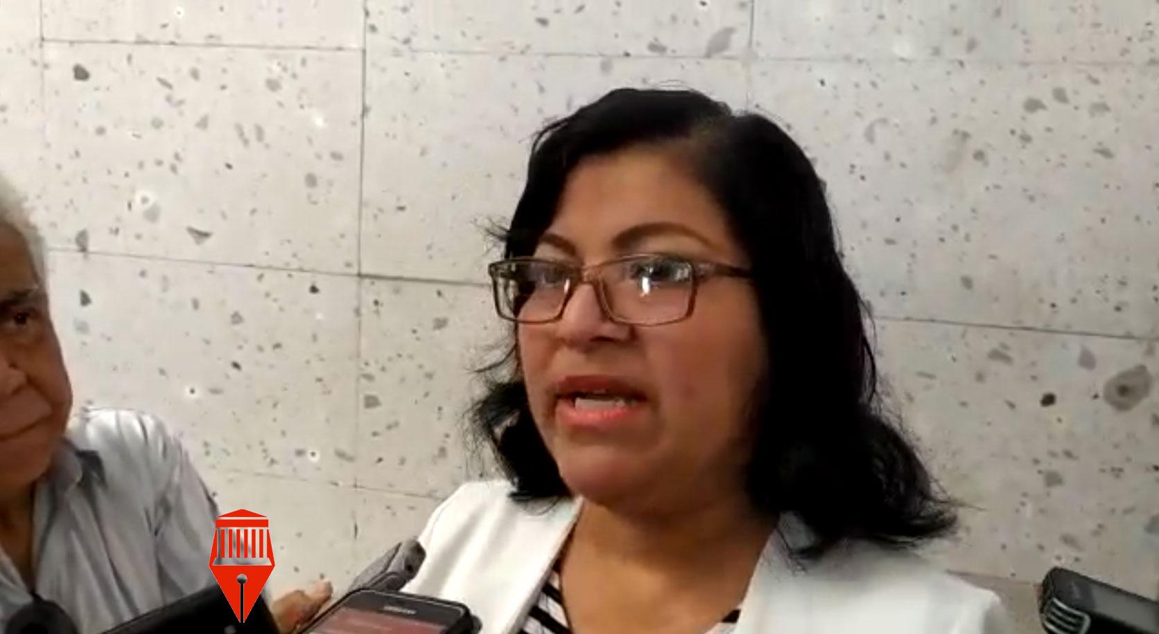La secretaria de Medio Ambiente (Sedema), Rocío Pérez Pérez anunció que se aplicará una multa económica contra el Ayuntamiento de Veracruz por no recolectar los desechos en hospitales.