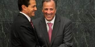 El juez de control, Felipe de Jesús Delgadillo, sugirió investigar al expresidente de la República, Enrique Peña Nieto y al excandidato presidencial, José Antonio Meade.