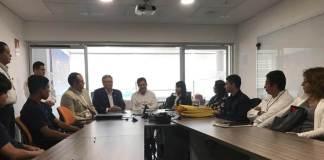 Alumnos del Colegio de Estudios Científicos y Tecnológicos del Estado de Veracruz (CECyTEV) se beneficiarán con el Acuerdo Específico y el Convenio de Aprendizaje entre dicha institución, la Confederación Patronal de la República Mexicana (COPARMEX) y la empresa Poliflex.