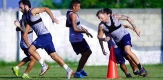 Gaspar Íñiguez, mediocampista argentino del Club Deportivo Veracruz, aseguró que ante Bravos de Ciudad Juárez el equipo deberá salir decidido a sumar para rescatar unidades que los ayuden a salir adelante en el tema porcentual.