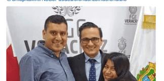 La periodista veracruzana Gabriela Rasgado Martínez confirmó que considera una clara amenaza en su contra el comentario vertido por el ex gobernador Javier Duarte de Ochoa en su cuenta de Twitter.