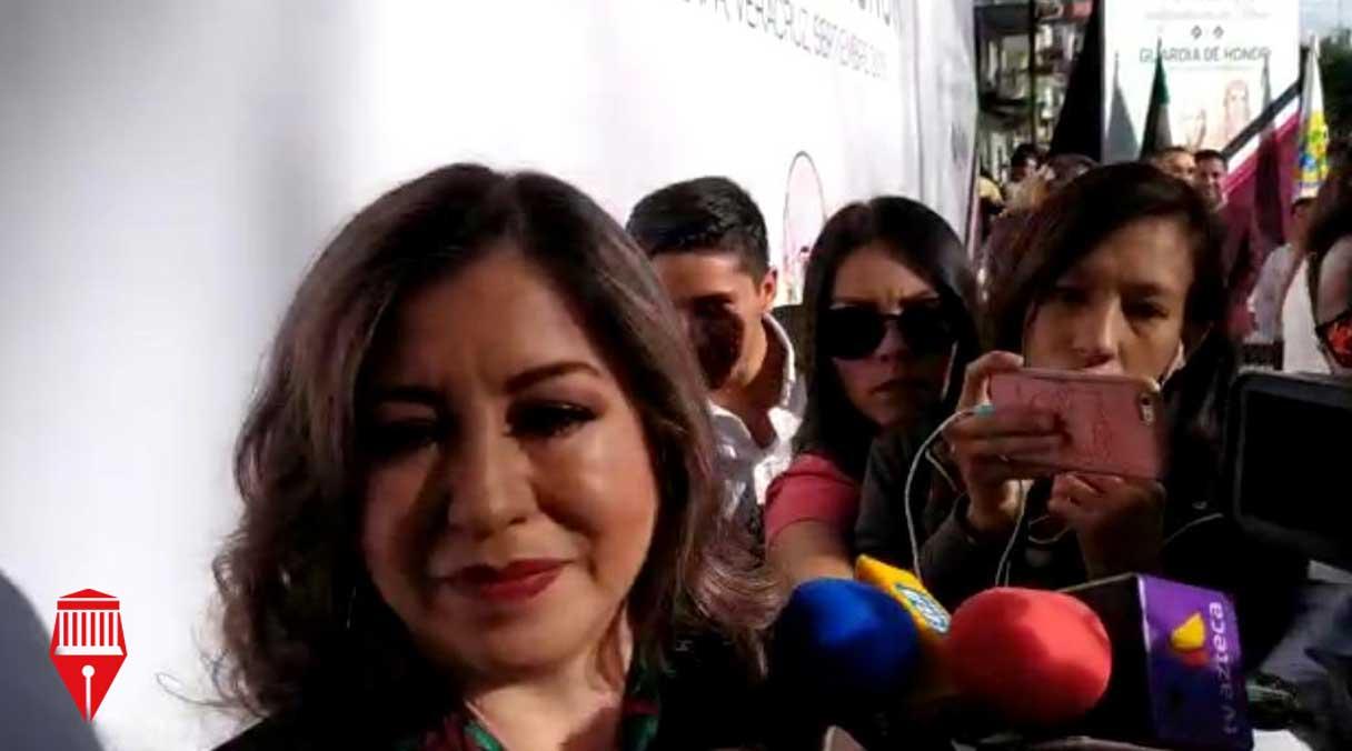 Hay cierre de empresas en la zona de Coatzacoalcos, señaló la secretaria de Trabajo, Previsión Social y Productividad, Guadalupe Argüelles Lozano.