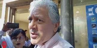 El presidente municipal de Xalapa, Hipólito Rodríguez Herrero aseguró que se reforzará la seguridad en las zonas en donde ocurren asaltos, como en el caso del centro de la ciudad.