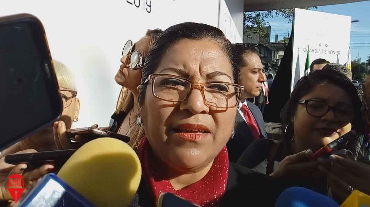 La secretaria de Medio Ambiente (Sedema), María del Rocío Pérez Pérez indicó que hay municipios que denunciaron actividades mineras que no se avalaron.