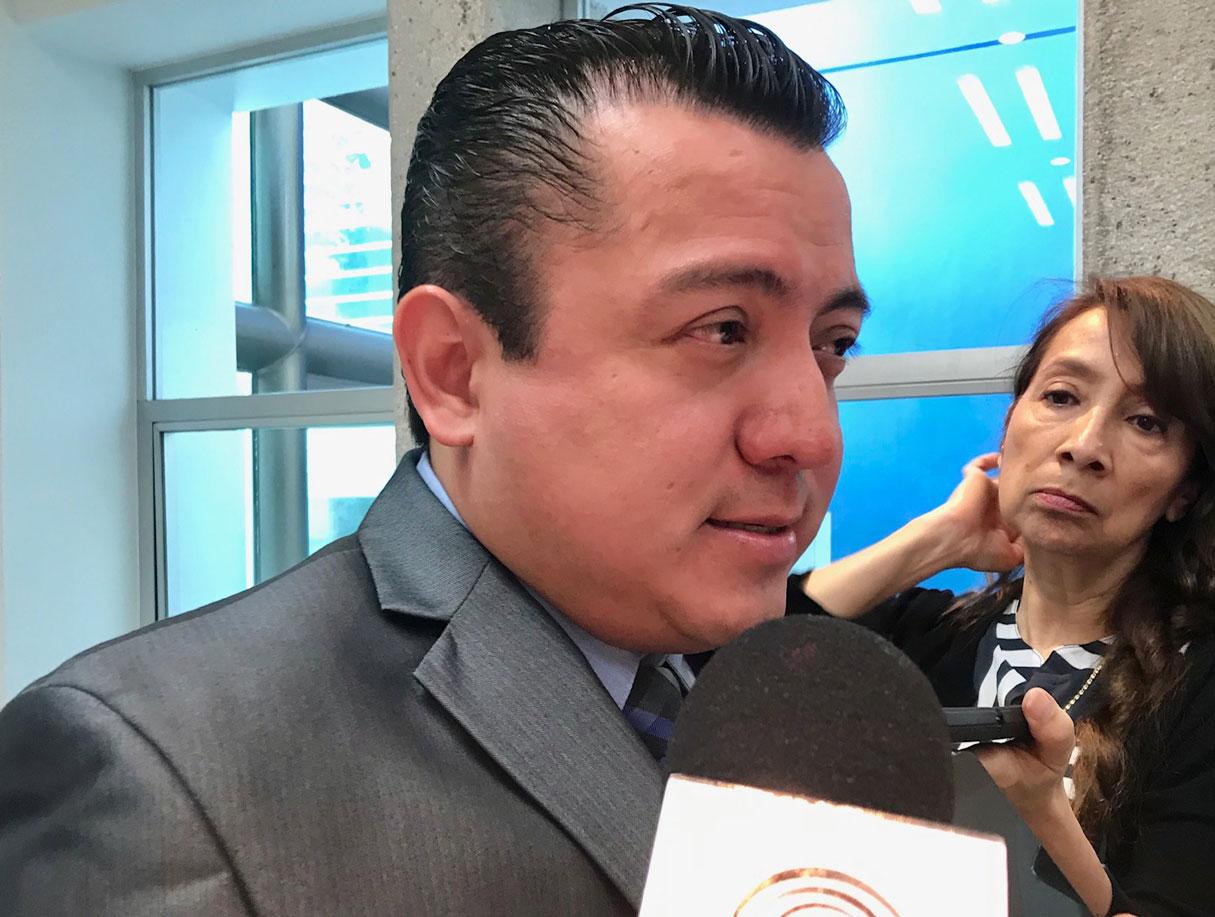 El candidato a la dirigencia estatal del Partido Acción Nacional (PAN), José Mancha Alarcón afirmó que impugnará los resultados de la elección del pasado 8 de septiembre.