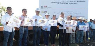 Para detonar la economía de la región, la Secretaría de Infraestructura y Obras Públicas (SIOP) dio el banderazo de inicio al mantenimiento del camino El Ramal-Mozomboa, en Actopan, que concluirá en diciembre de este año.