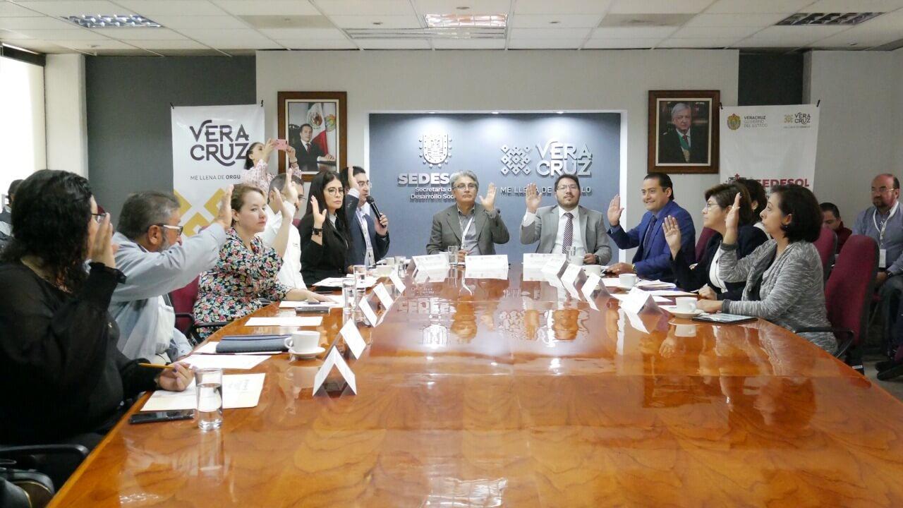 La Secretaría de Desarrollo Social (SEDESOL) presentó el avance de la cartera de proyectos del Fondo de Infraestructura Social para las Entidades (FISE) 2019, con los cuales se beneficiará a 147 municipios de los 212 de la entidad, con diferentes acciones.
