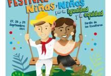 El Instituto Veracruzano de la Cultura (IVEC), a través del Centro para el Desarrollo Artístico Integral y el Programa de Desarrollo Cultural Infantil Alas y Raíces Veracruz, presenta el Festival Niñas y Niños por la Igualdad y la Equidad, que se llevará a cabo del 27 al 29 de septiembre en el Jardín de las Esculturas de esta ciudad.