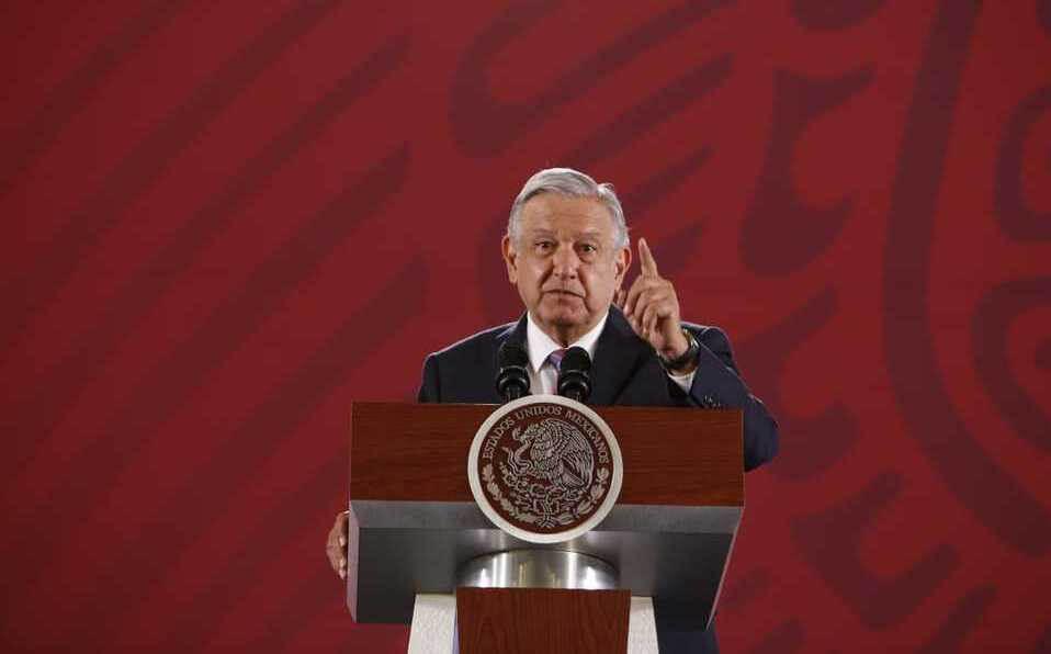 Durante su conferencia mañanera, el presidente Andrés Manuel López Obrador fue cuestionado sobre el caso del fiscal removido, Jorge Winckler Ortiz.