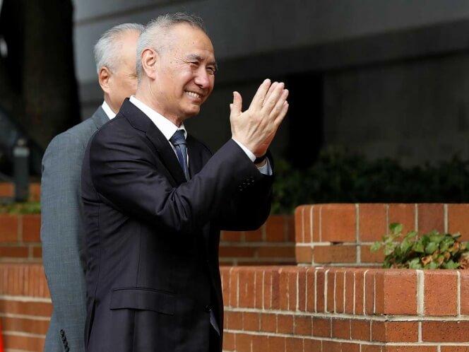 El viceprimer ministro de China, Liu He dijo su país está dispuesta a alcanzar un acuerdo comercial con Estados Unidos en temas de interés mutuo para evitar una mayor escalada en las tensiones.