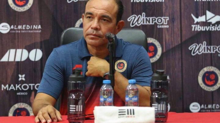 Gran esfuerzo de las jugadoras: Rodolfo Vega