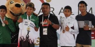 Veracruz cerró la primera etapa del Atletismo de la Paralimpiada Nacional 2019, que se lleva a cabo en esta ciudad, con 17 medallas, de las cuales cinco son de Oro, 7 de Plata y 5 de Bronce.