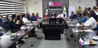 La Secretaría de Educación de Veracruz (SEV) y el Organismo Público Local Electoral (OPLE) firmaron un Convenio General de Colaboración para difundir la cultura de la democracia, derechos y obligaciones político-electorales entre la comunidad estudiantil del estado incluyendo comunidades rurales.