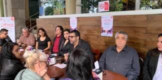 """Armando Mora producciones realizaron una rueda de prensa, para presentar """"Carmen, el Espectáculo"""", la historia de una peligrosa pasión, a realizarse los días 19 y 20 de octubre a las 20:00 horas, en Tlaqná, centro cultural."""
