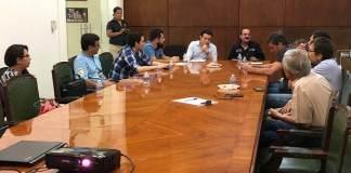 El presidente del comité del Carnaval de Veracruz 2020, Luis Antonio Pérez Fraga se reunió con integrantes de la Asociación de Hoteles y Moteles de la zona conurbada, con la finalidad de invitar formalmente a este sector a participar en la festividad, que se llevará a cabo del 19 al 25 de febrero del próximo año.