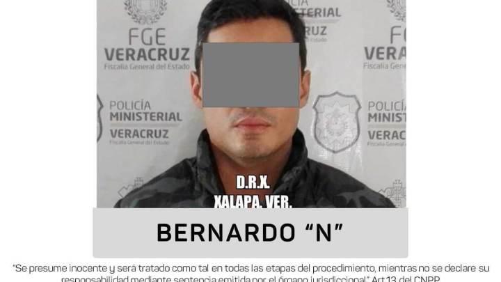 Confirman detención de ex funcionario