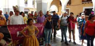 Este martes, Miroslava Terrones Ahedo se registró como candidata a Reina Infantil del Carnaval de Veracruz 2020.