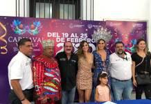 """Este miércoles, se llevó a cabo el registro de Kerem Happuc Juárez Sánchez, como candidata a Reina del Carnaval de Veracruz 2020 """"El más alegre del mundo"""", mismo que tendrá efecto del 19 al 25 de febrero del próximo año."""