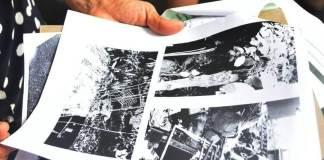 Enedina Hernández Lagunes denunció que en la calle Enrique César Velarde de la colonia María Esther, hay un domicilio con una gran cantidad de basura y debido a ello existen varios casos de personas con dengue.