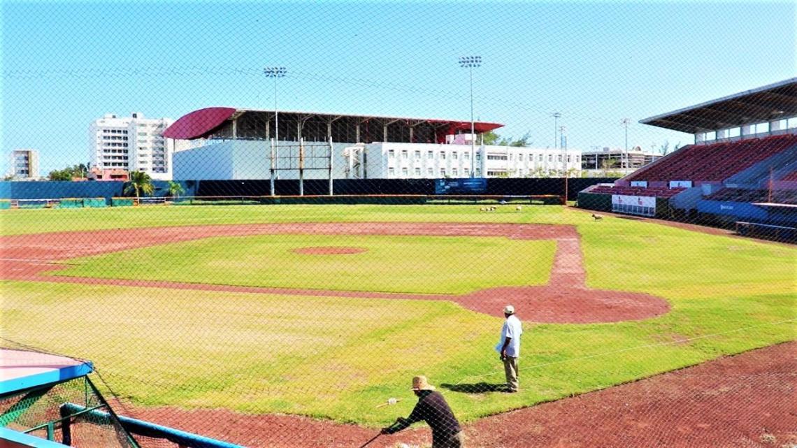 PROBEIS visitó el Parque Deportivo Beto Ávila