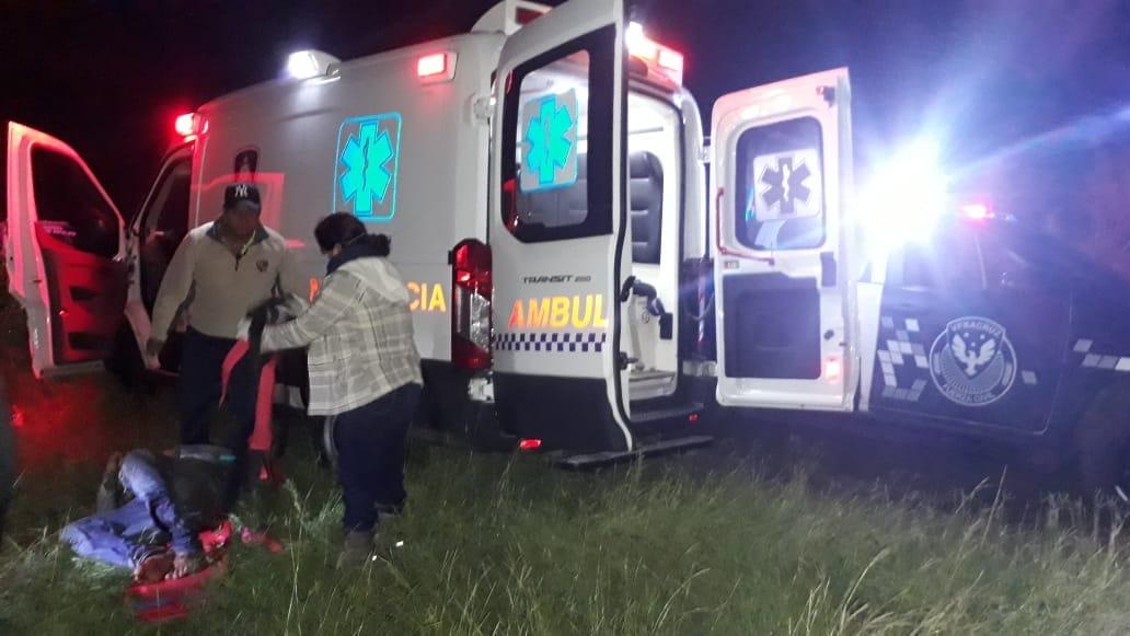 Rescata SSP a hondureño privado de su libertad, en Pueblo Viejo - Acrópolis Multimedios
