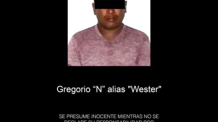 Captura Seguridad Pública a presunto jefe de célula delictiva, en Omealca