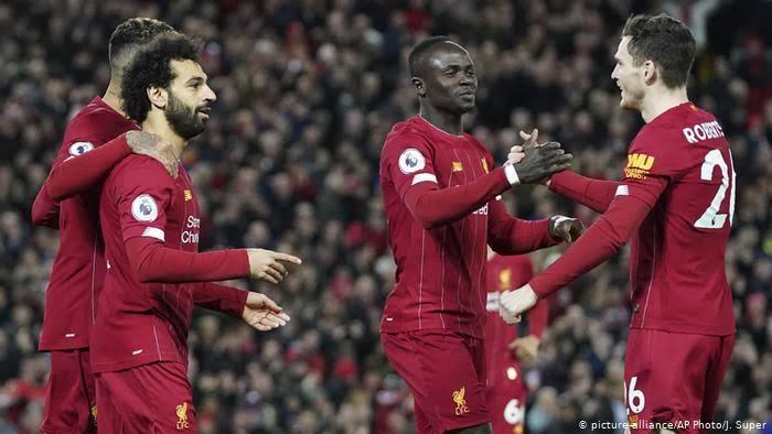 Liverpool campeón por primera vez en la Premier League