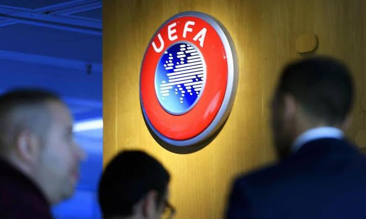 COVID-19 AFECTA A UEFA