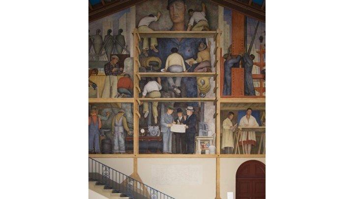 Instituto de Arte de San Francisco considera vender mural de Diego Rivera para sobrevivir la pandemia